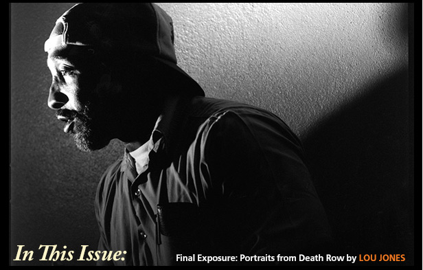 Final Exposure: Portraits from Death Row  By Lou Jones