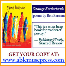 Strange Borderlands - Poems by Ben Berman